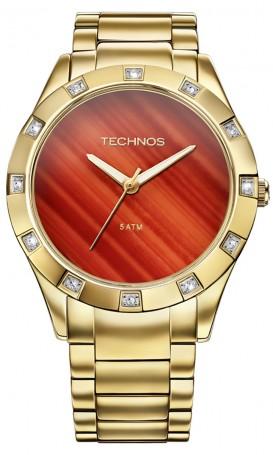 Relógio Feminino Analógico Technos Stone Collection