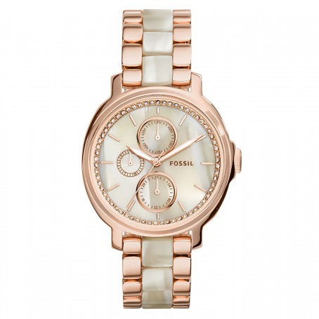 313dec7efae Compre Relógio Fossil Chelsey em 10X