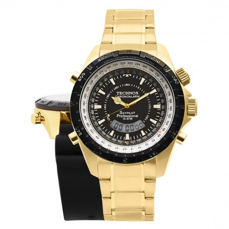 Relógio Technos Skypilot Professional