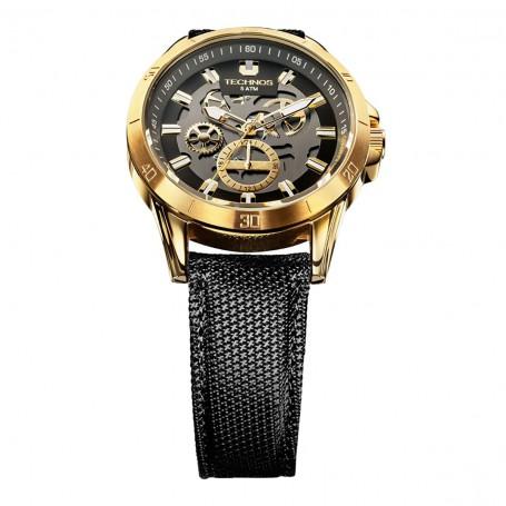 Relógio Technos Time de Heróis Rogério Sampaio - Judô