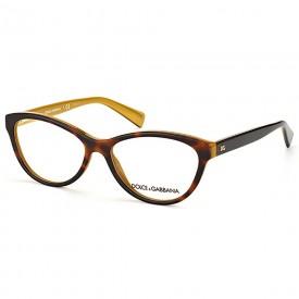 a0deb6d81bf59 Óculos de Grau - Dolce   Gabbana - Altura da Lente  39 mm