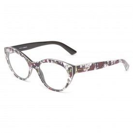 Óculos de Grau - Cor da Armação  Floral 6c7b3096aa