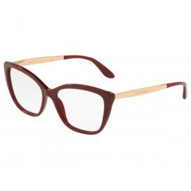 Óculos de Grau - Dolce   Gabbana - Altura da Lente  42 mm c141540b25