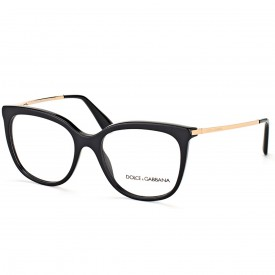 Óculos de Grau - Dolce   Gabbana - Feminino - Altura da Lente  44 mm 95934e54d2