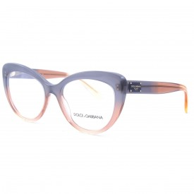 Óculos de Grau - Dolce   Gabbana - Frontal  138 mm 0bd550588d