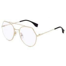 Imagem - Óculos de Grau Fendi Eyeline  24485 FF0329...