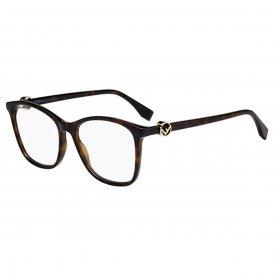 f5be24dfbaaa7 Imagem - Óculos de Grau Fendi F is Fendi