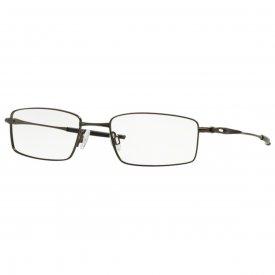 4cbad28c3a911 Óculos de Grau - Oakley - Masculino - Estilo  Retangular - Material ...
