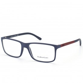 ab1adca945ec8 Óculos de Grau - Polo Ralph Lauren - Masculino - Outlet - Ponte  16 mm