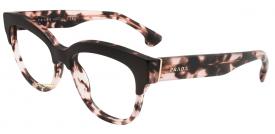Óculos de Grau - Prada - Feminino - Frontal  140 mm - Material da ... ef2b1a64ae