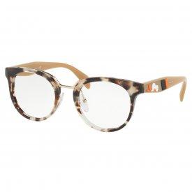 Óculos de Grau - Prada - Cor da Armação  Nude - Largura da Haste  140 mm 14b5f9520e
