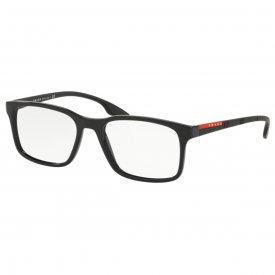 c3f08945b Óculos de Grau Prada VPS01L 1AB-1O1