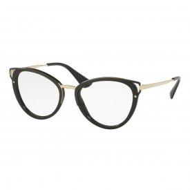 Óculos de Grau - Prada - Feminino - Itens Inclusos  Certificado de ... 259fd68c47