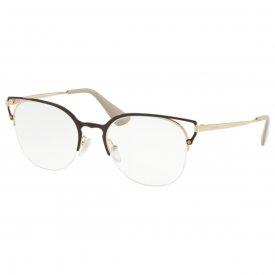 abb159df6 Óculos de Grau Prada CATWALK VPR64U 98R-101