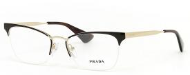 Imagem - Óculos de Grau Prada  15623 VPR65Q DHO-1O1