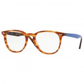 009fac22b5040 Óculos de Grau - Ray-Ban - Masculino - Altura da Lente  43 mm ...