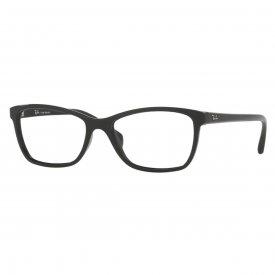 504a5de85e704 Óculos de Grau - Ray-Ban - Feminino - Cor da Armação  Preto ...