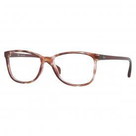 4d7a4f29f61ba Óculos de Grau - Ray-Ban - Feminino - Modelo da Armação  Aro Fechado ...