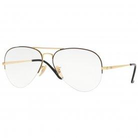 03a5feb8a2e51 Óculos de Grau - Ray-Ban - Feminino - Largura da lente  59 mm