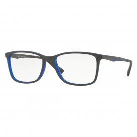 Óculos de Grau - Ray-Ban - Masculino - Largura da lente  55 mm 3adbdba719