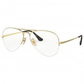 Óculos de Grau - Ray-Ban - Feminino - Largura da lente  59 mm 8c4b2c13b1