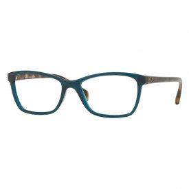 8bc3f61854b93 Óculos de Grau - Ray-Ban - Feminino - Modelo da Armação  Aro Fechado ...