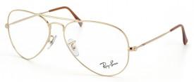 Imagem - Óculos de Grau Ray Ban Aviador