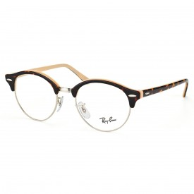 Óculos de Grau - Ray-Ban - Largura da lente  49 mm - Ponte  19 mm 7dafe3b472