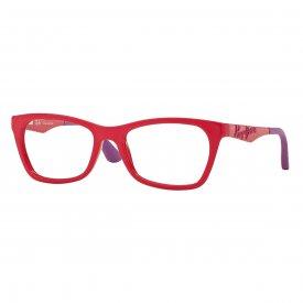 7ad13d0fa6321 Óculos de Grau - Ray-Ban - Modelo da Armação  Aro Fechado - Ponte  16 mm