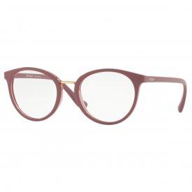 Óculos de Grau - Vogue - Cor da Armação  Rosa Antigo ff72a35cfb