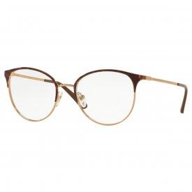 Óculos de Grau - Vogue - Cor da Armação  Rose Gold b1d53f4f78