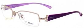 d451dbbbf Óculos de Grau Vogue VO 3859L