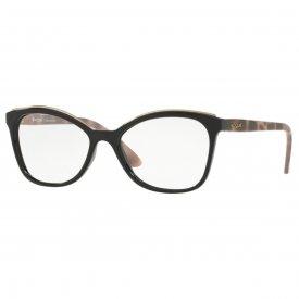 8fdfc6887074c Óculos de Grau - Vogue - Cor da Armação  Tartaruga