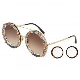 Imagem - Óculos de Sol Dolce & Gabbana  23533 DG219...