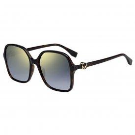 Imagem - Óculos de Sol Fendi F is Fendi