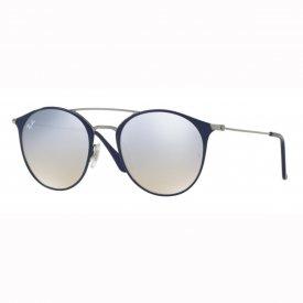 0ac85c049de22 Óculos de Sol - Ray-Ban - Masculino - Cor da Armação  Azul
