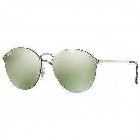 Imagem - Óculos de Sol Ray Ban Blaze Round  20497 R...