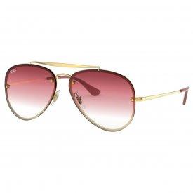 503521895df77 Óculos de Sol - Ray-Ban - Feminino - Altura da Lente  53 mm
