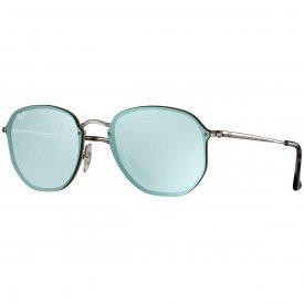 Imagem - Óculos de Sol Ray Ban Blaze Hexagonal