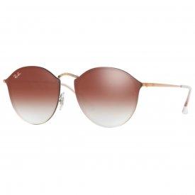Imagem - Óculos de Sol Ray Ban Blaze Round · Óculos de Sol Ray Ban Blaze  Round RB3574N 9035 V0 2203990948
