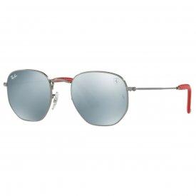Imagem - Óculos de Sol Ray Ban Hexagonal Ferrari  2...