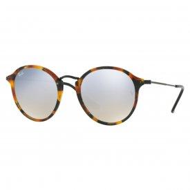Imagem - Óculos de Sol Ray Ban Round Fleck  19363 R...