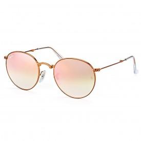 Imagem - Óculos de Sol Ray Ban Round Metal Dobrável...