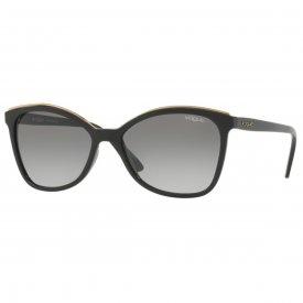 Imagem - Óculos de Sol Vogue Metal Eyebrow