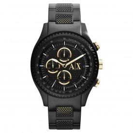 556d57b3554 Relógios - Armani Exchange - Masculino - Cor do Mostrador  Preto