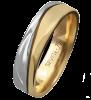 Aliança Seven Premium CAL1026/DAL1026 AU18K/750 3