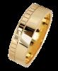 Aliança Seven Premium CAL1168/DAL1168 AU18K/750 2
