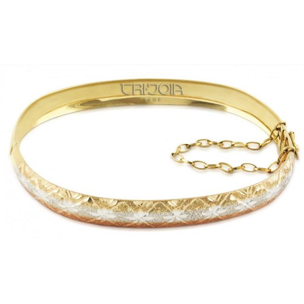 0a287207e8771 Compre Bracelete em Ouro 18K 750AU em 10X   Tri-Jóia Shop