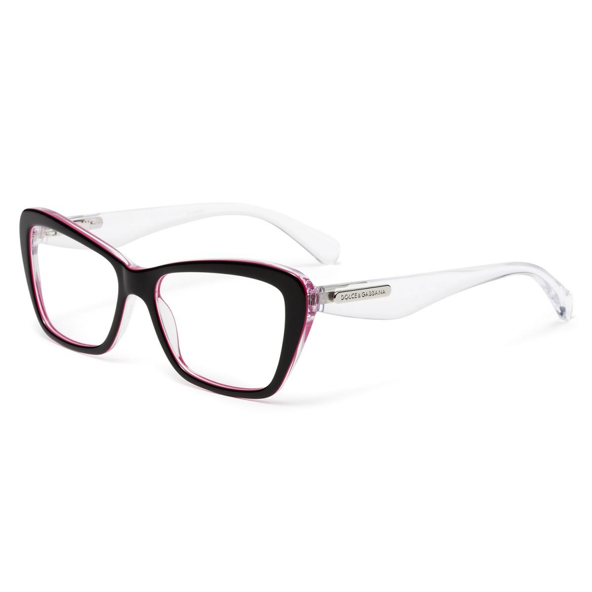 e4295ee8115e7 Óculos de Grau Dolce   Gabbana DG3194 2794