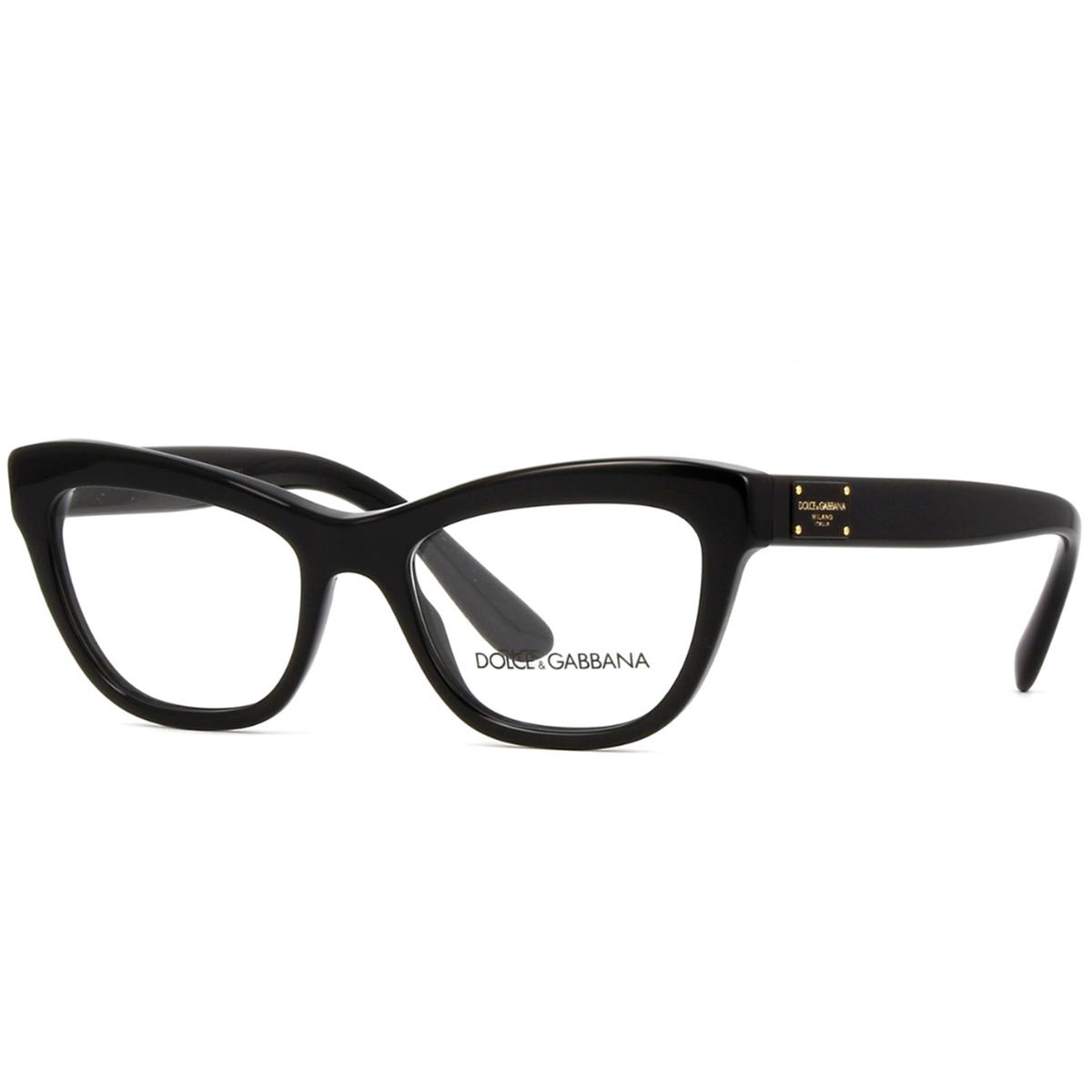 Óculos de Grau - Dolce   Gabbana - Altura da Lente  35 mm 9d9169de65